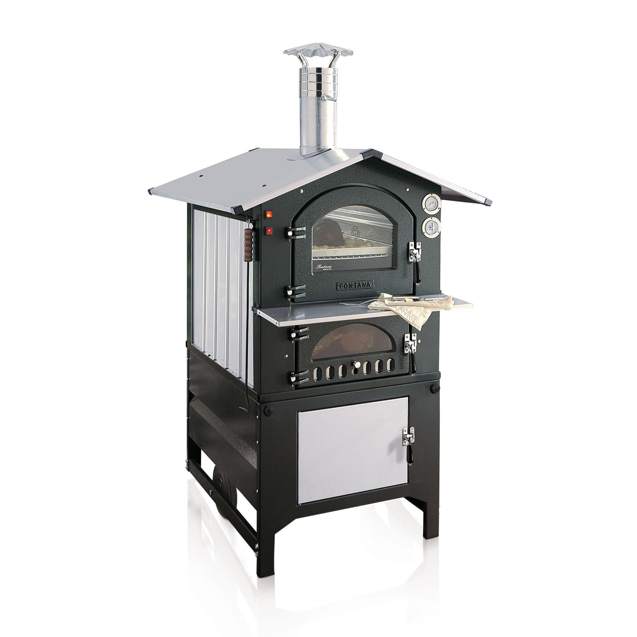 Fontana Forni Pizza Oven Hamilton Ontario