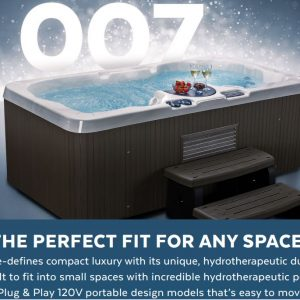 Beachcomber 007 Leep Hot Tub