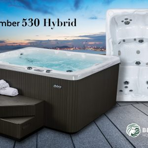 Beachcomber 530 Hybrid Hot Tub