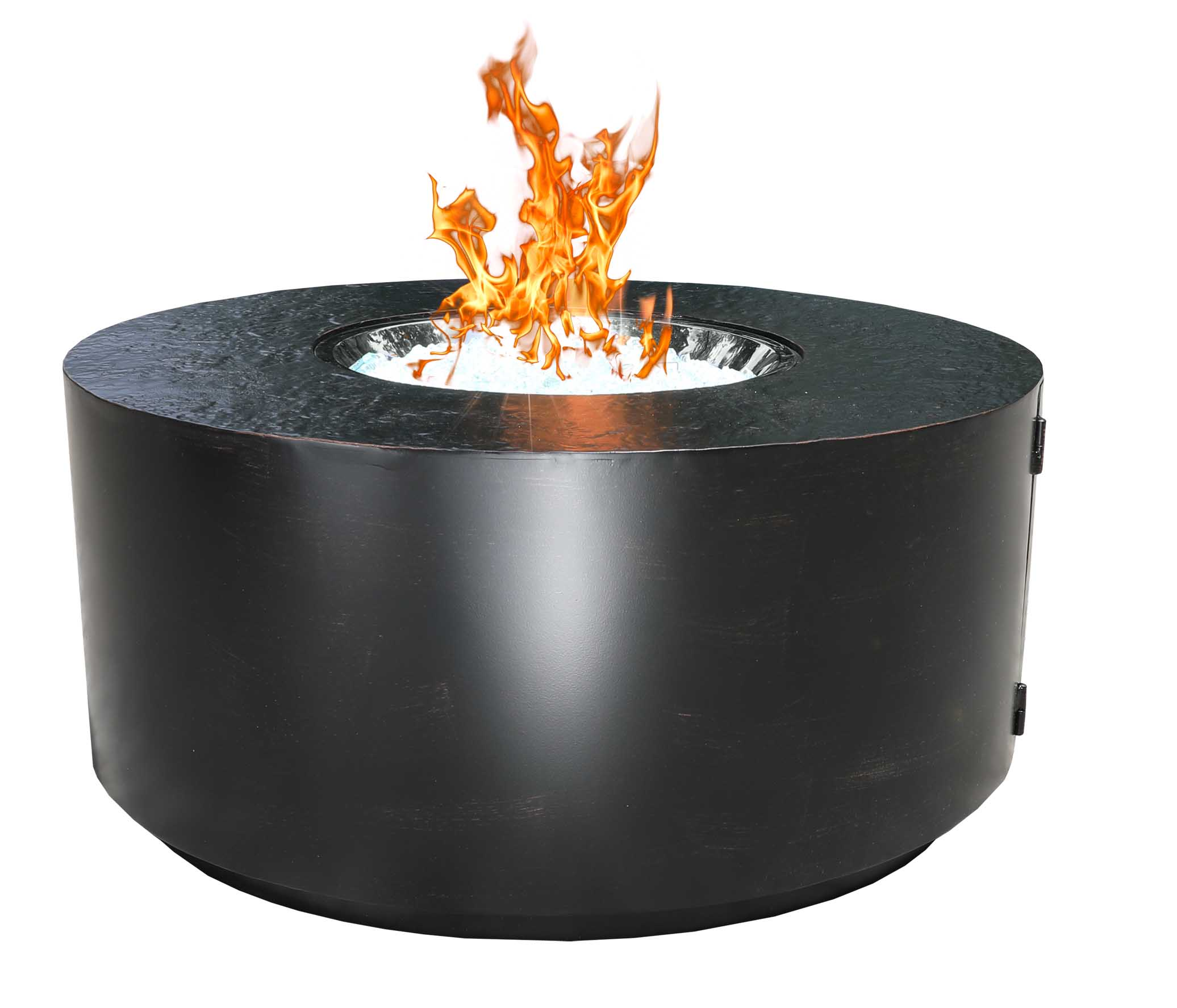 Mesa 42 Round Outdoor Fire Pit 30036m 4202 Ng Lakeshore Living
